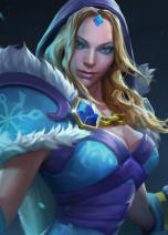 Crystal Maiden Heroe Dota 2