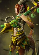 Enchantress Heroe Dota 2