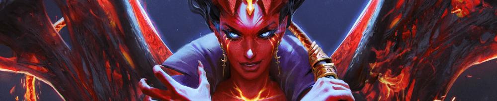 Queen of Pain Heroe Dota 2