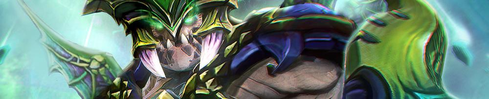 Underlord Heroe Dota 2